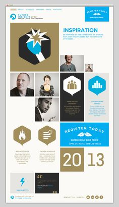 Icon idea #website #layout #design #web