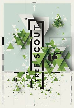 poster - material design feel #print #graphic