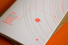 Happy Orbit by The Hungry Workshop #print #letterpress #workshop #space #the #birthday #hungry