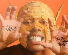 Haris Purnomo | PICDIT #painting #portrait #art