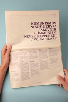 Adela & Pauline #czech #communism #adelinepauline #newspaper