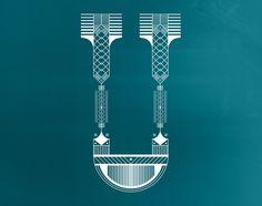 Future Mix Santa Fe NM Futuristic Navajo typographical exploration
