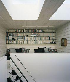 Dezeen » Blog Archive » Villa Plus by Waldemarson Berglund #interior architecture