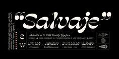 Salvaje Type