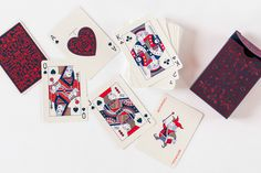 MailChimp Playing Cards | FuzzCo | Theory 11 #chimp #playing #monkey #joker #cards