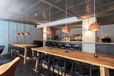 Stockholm Restaurant Decor