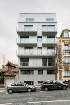 26 Housing by Cube Architectes