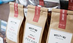 Molly #packaging #pecans