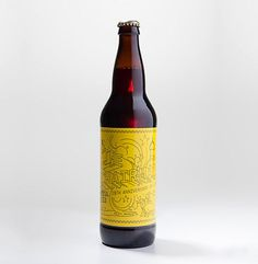 The Chairman Beer Label #packaging #beer