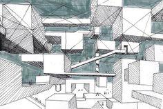 Yona Friedman - Ville spatiale, the Spatial City