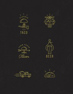 Scratch_taco_boutique_icons #icons