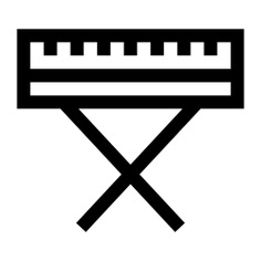 See more icon inspiration related to piano, keyboard, electric keyboard, music and multimedia, electric piano, music instrument, keyboards, musical instrument and music on Flaticon.