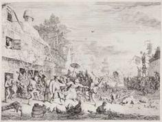 DUSART, CORNELIS 1660 Haarlem 1704 ibid.
