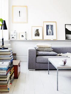 Small Space Ideas: Where to Store Books   Apartment Therapy