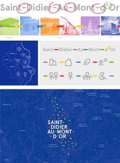 Saint-Didier-au-Mont-d'Or #logo #identiy
