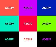 ASCIO - João Noberto #identity #branding