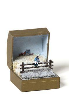 talwst14 #jewellery box #art #miniature