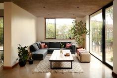 JFS Arquitecto, living room, interior design