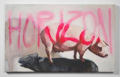 Russ Notos | PICDIT #art #painting #paintings
