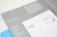 OPX: VT Group Guidelines | September Industry #branding #guide #guidelines #corporate #style