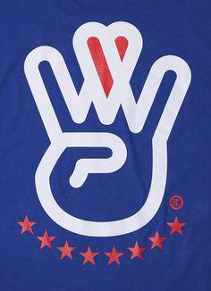 goffgough #logo #retro #hand #fingers