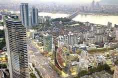 File:View of Han River in Seoul from the World Trade Center.jpg - Wikipedia, the free encyclopedia #korea #center #world #seoul #han #trade #river
