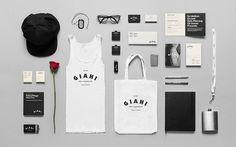Anagrama | Giahi #identity #branding