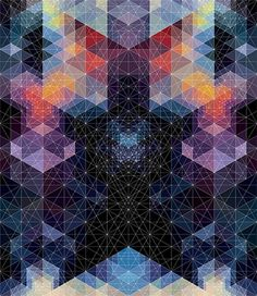 Cellula_Memoralis.jpg (JPEG Image, 600x692 pixels) #abstract #print #lines #polygons
