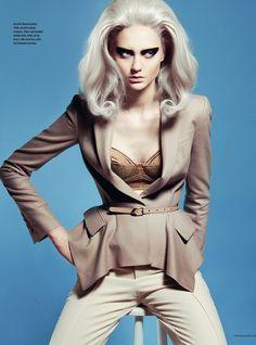 Nastya Kusakina by Kevin Sinclair | Professional Photography Blog #fashion #photography #inspiration