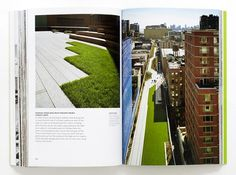 New Work: 'High Line' | New at Pentagram | Pentagram