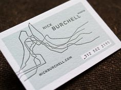 funnel : eric kass #business #card #print #letter #press #stationery
