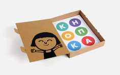 nb studio - knopka #brand #identity #colour #character #illustration