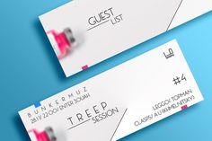 T R E E P #4 #leggo #poster #party #music #joy #branding