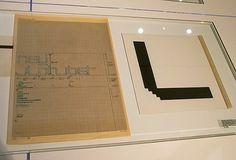 Creative Review - The Wonder of Wim #alphabet #crouwel #wim #sketch #new