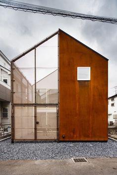 Transustainable House / SUGAWARADAISUKE #inspiration #architecture #home #modern