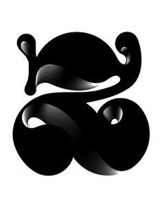 Hairy Sack of Magic #alex #trochut #typography