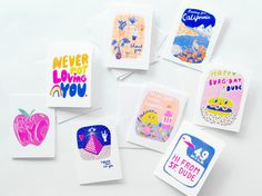 Image result for risograph business cards #riso #risograph #businesscard #print
