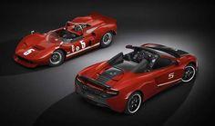 McLaren unveils limited-edition 650S Can-Am #McLaren #McLaren650S #650S #CanAm