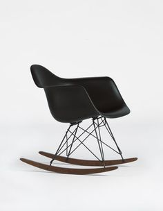 Charles Eames & Ray Eames, Rocking Armchair (model RAR), 1948-50