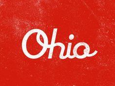 FFFFOUND! | Dribbble - Ohio by Jeremy Paul Beasley