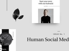 UI8 — Products — Human Social Media Pack.