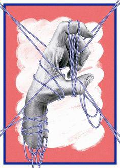 Re_Type: C Exhibition - www.vicentegarciamorillo.com #illustration #vector #sketch #pencil