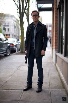 le 21eme arrondissement alex scharf intern blackbird ballard seattle street fashion blog.jpg (1065×1600) #seattle #black