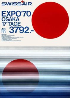 SwissAir Posters » ISO50 Blog – The Blog of Scott Hansen (Tycho / ISO50) #colour