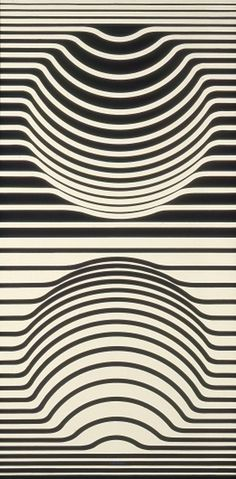 Vasarely1.jpg (888×1800) #design #graphic