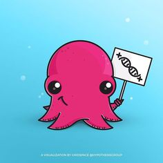 #cuteoctopus, #dnamapping
