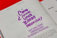 Feria Masticar - The book / El libro on Behance #type