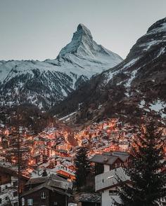The Matterhorn 😍 Zermatt, Switzerland