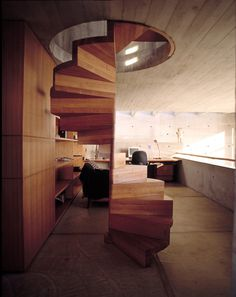 CJWHO ™ (Casa Do / Cazú Zegers G) #design #interiors #photography #architecture #stairs #chile