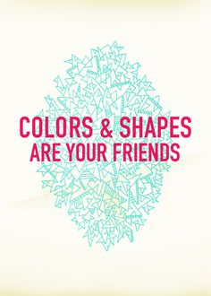 Friends of Mine, by Travis Weber #graphic design #design #creative #poster #inspiration #quote